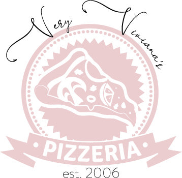 Bat Mitzvah Pizza Logo