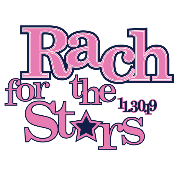 Rach for the Stars Bat Mitzvah Logo