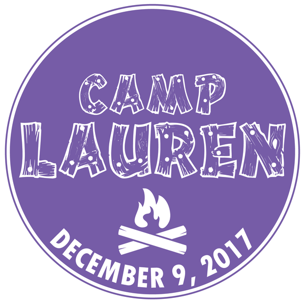 Camp Bat Mitzvah Logo Design