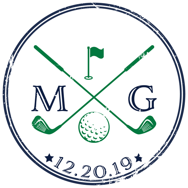 Golf Bar Mitzvah Logo