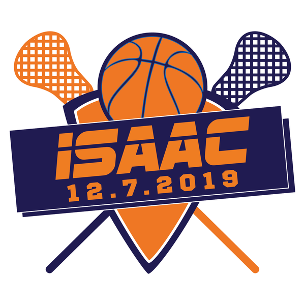 Basketball and Lacrosse Bar Mitzvah Logo