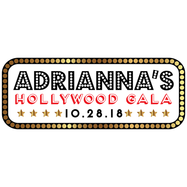 Hollywood Bat Mitzvah Logo