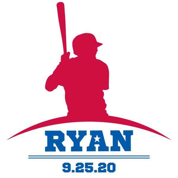 Baseball Bar Mitzvah Logo