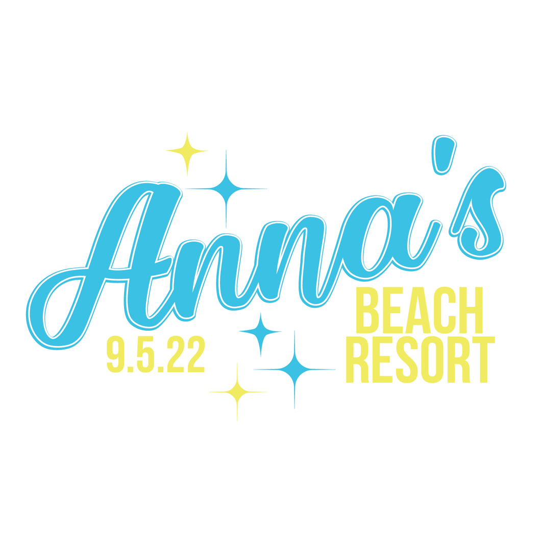 Beach Bat Mitzvah Logo Design