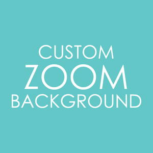 Custom Zoom Background
