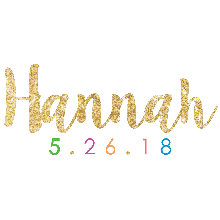 Bat Mitzvah Logo Design