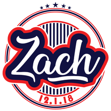 Load image into Gallery viewer, Sports Bar Mitzvah Logo Design
