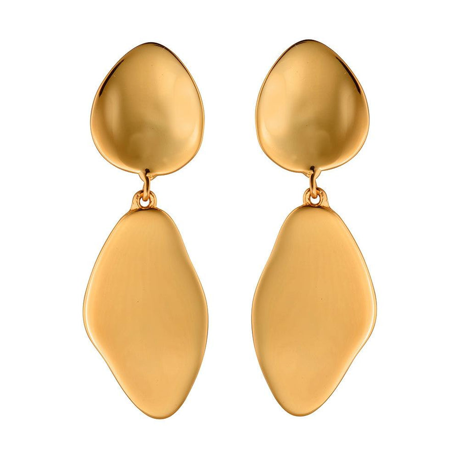 Kacey Gold Earrings