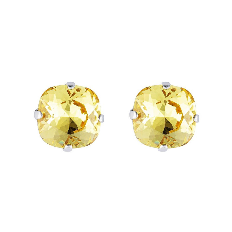 Greer Yellow Earrings
