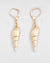 Triton Shell Earrings