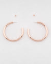 Mamma Hoops Rose Gold