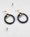 Giza Mini Hoop Earrings