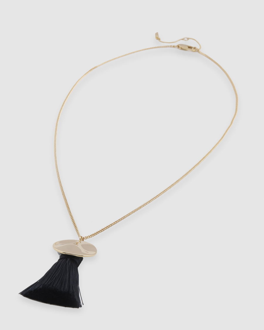 Mira Tassel Necklace