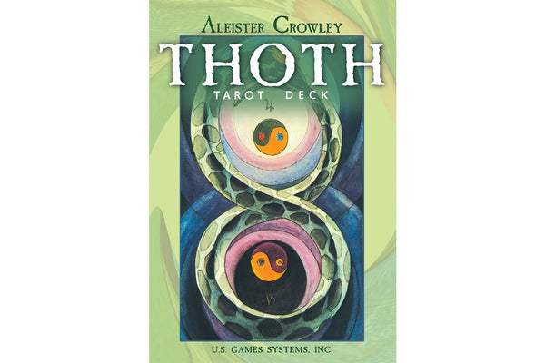 Crowley Thoth Tarot Deck: Large - Seidora