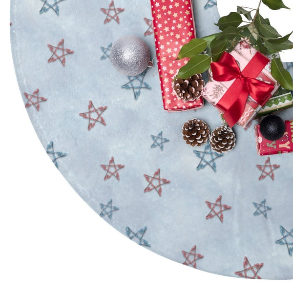 Yule Tree Skirt: Stars - Seidora
