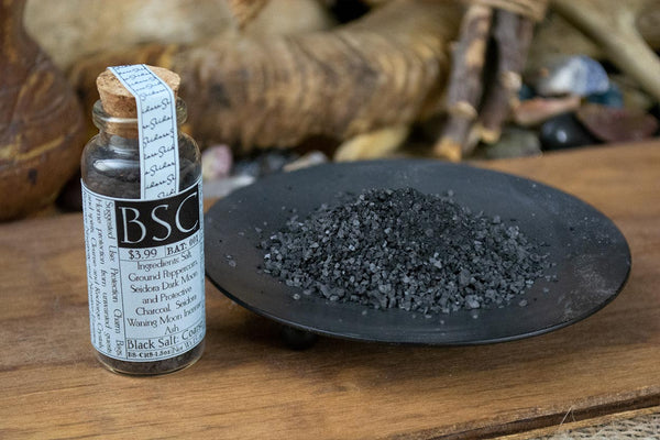 Black Salt: Coarse - Seidora