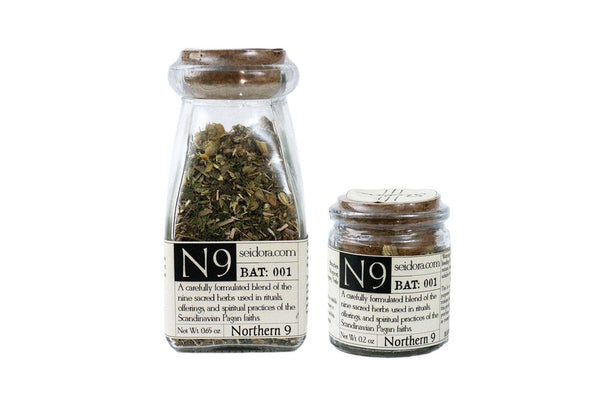 Northern 9 Herbal Blend - Seidora