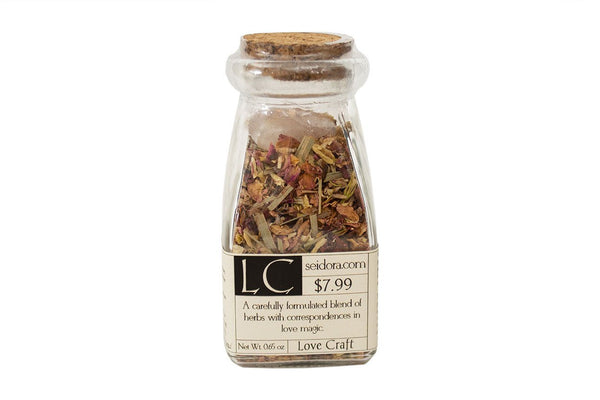 Love Craft Herbal Blend - Seidora