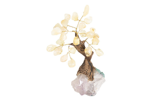 Mini Gemstone Tree: Citrine - Seidora