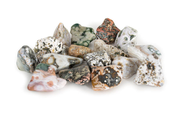 "Ocean Jasper 1-2"" Tumbled: You Pick Set 2 - Seidora"