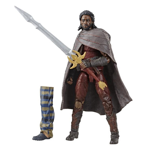 Marvel legends Heimdall Avengers Infinity War BAF