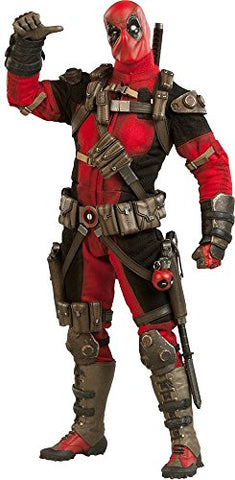 Deadpool Sideshow sixth scale