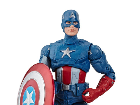 Marvel Legends Capitan America BAF