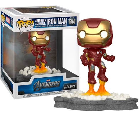 Funko Pop Avengers Assambly Deluxe Edition