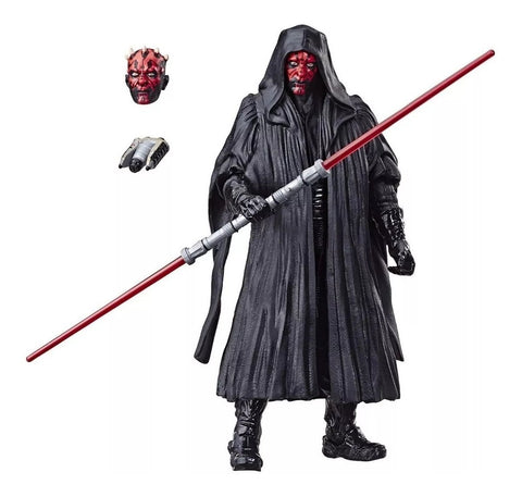 Star Wars Black Series Darth Maul 6 pulgadas