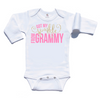 Got My Sparkle From Grammy Infant Bodysuit