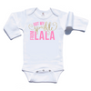Got My Sparkle From LALA Infant Bodysuit
