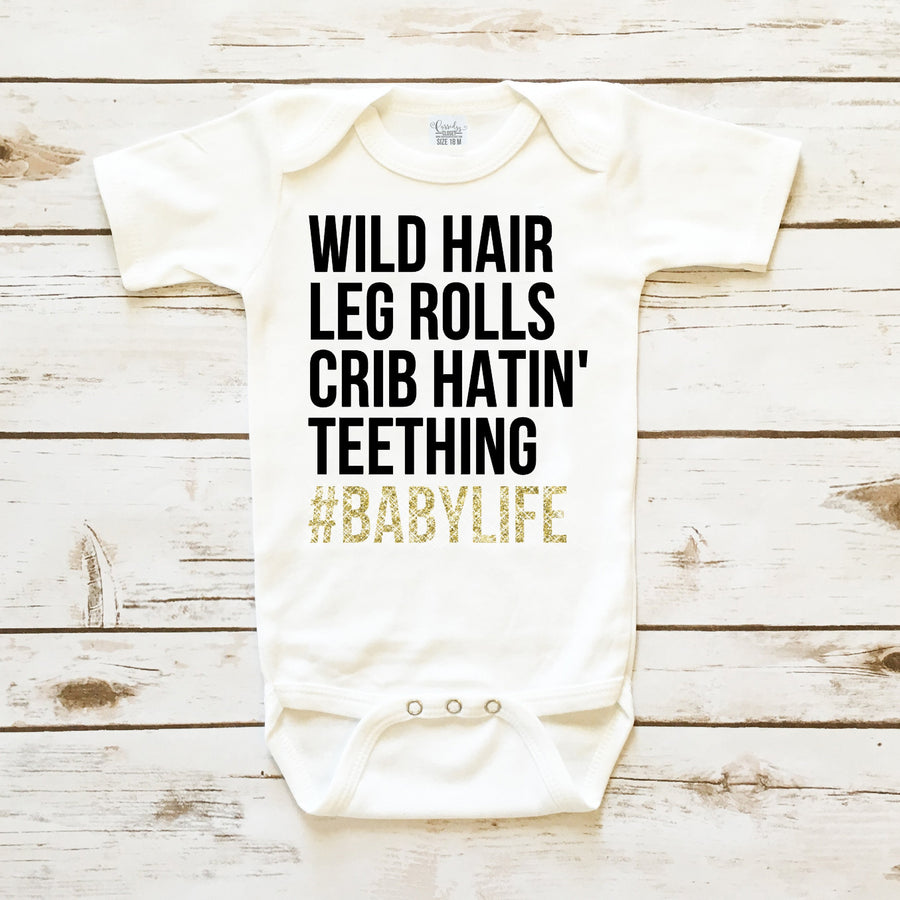 #MAMALIFE Mommy & Me Shirt Set