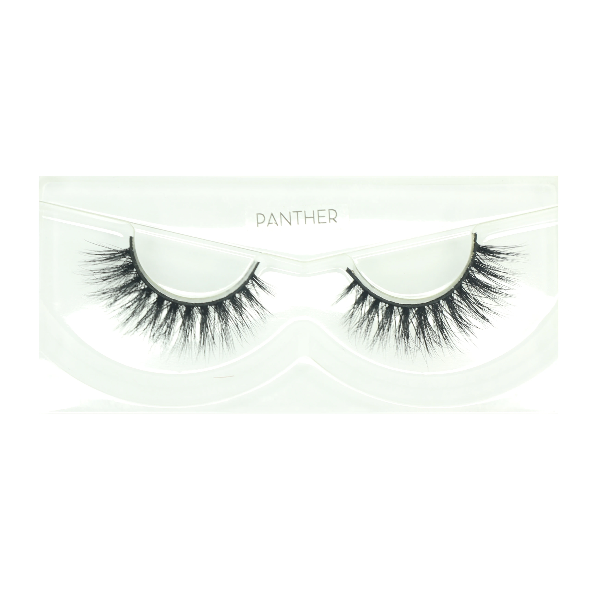 Mink Lashes - Panther (3D)