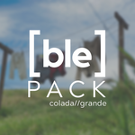 [ ble ] pack colada // grande - PACK - [ ble ]