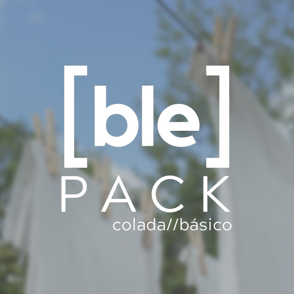 [ ble ] pack colada // básico - PACK - [ ble ]