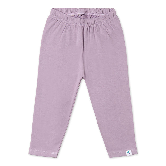 Girls Lavender Frost Leggings