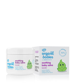 ORGANIC BABIES SOOTHING BABY SALVE 100ML
