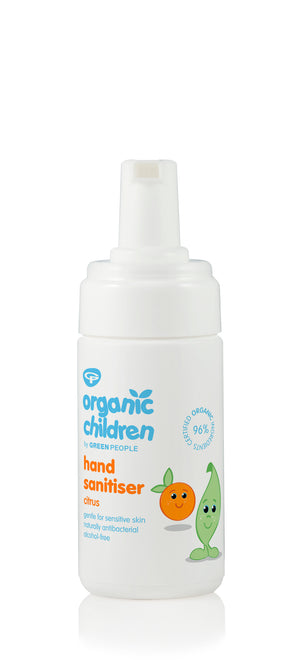 ORGANIC CHILDREN HAND SANITISER 100ML