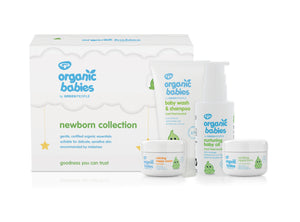 ORGANIC BABIES - NEWBORN COLLECTION