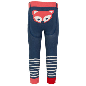 Foxy Knee Knit Leggings