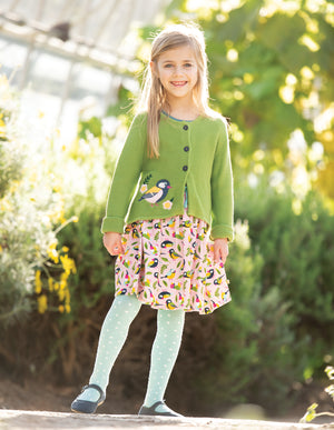 Annie Applique Cardigan