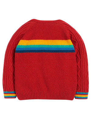 Caleb Cable Knit Jumper