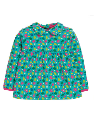 Bluebird Printed Top - Only size 3-4 years left!