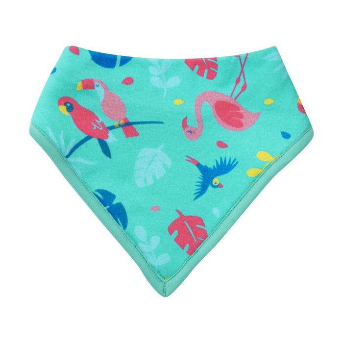 Bandana Bib - Tropical