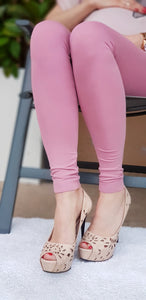 "Maternity leggings ""Pink"""