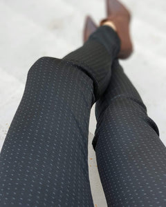 "Maternity leggings ""Dotted"""