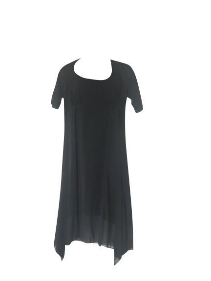 Threadz - Black Dress - 4927