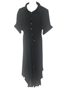 And She Was - Heidi Shirt Dress - S0052