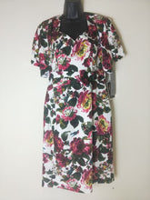 Load image into Gallery viewer, Michaela Louisa - Floral Dress with matching jacket - 8236