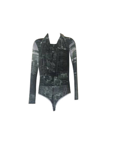 Dusud - City Body Suit- DT665CS